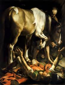 Caravaggio, Conversion of St. Paul