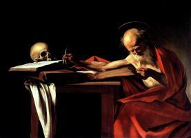 Caravaggio, St. Jerome