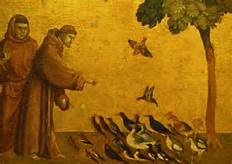 Giotto, St. Francis Preaching to the Birds